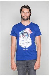 T-shirt ASTOMONK Man W19179 (47119) - DEELUXE-SHOP