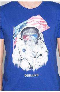 T-shirt ASTOMONK Man W19179 (47121) - DEELUXE-SHOP