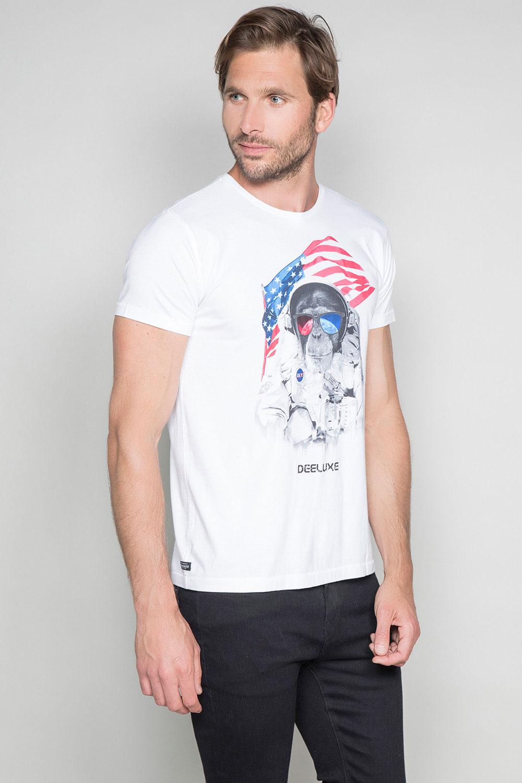 T-shirt ASTOMONK Man W19179 (47122) - DEELUXE-SHOP