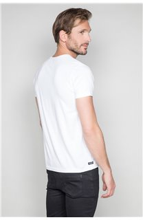 T-shirt ASTOMONK Man W19179 (47125) - DEELUXE-SHOP