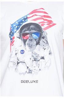 T-shirt ASTOMONK Man W19179 (47126) - DEELUXE-SHOP