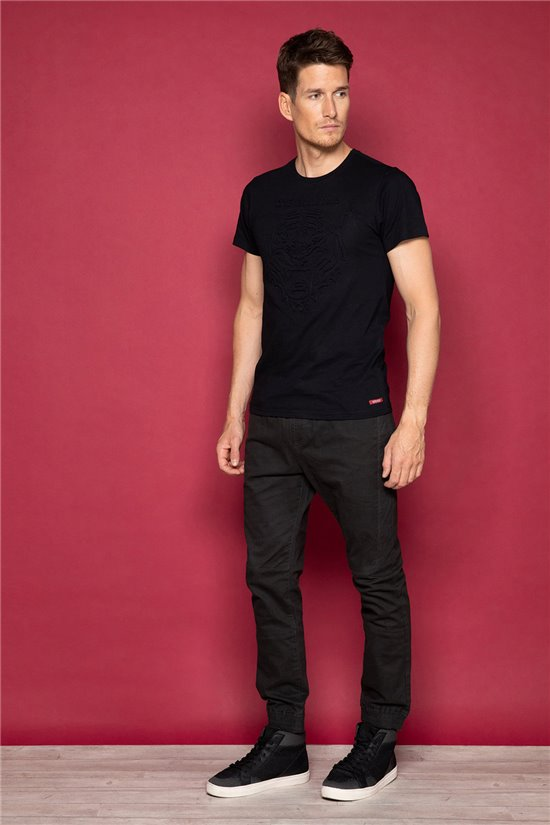 T-shirt BLACKTIGER Man W19109 (47132) - DEELUXE-SHOP