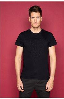 T-shirt BLACKTIGER Man W19109 (47134) - DEELUXE-SHOP