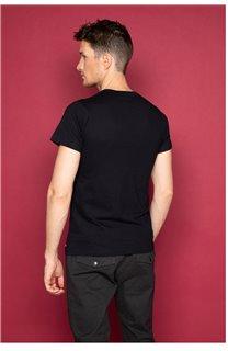 T-shirt BLACKTIGER Man W19109 (47135) - DEELUXE-SHOP