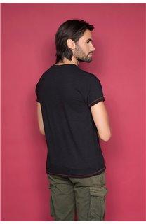 T-shirt RIDERS Man W19180 (47155) - DEELUXE-SHOP