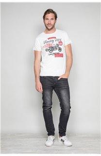 T-shirt RIDERS Man W19180 (47158) - DEELUXE-SHOP