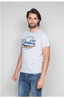 T-shirt TAKI Man W191102 (47167) - DEELUXE-SHOP