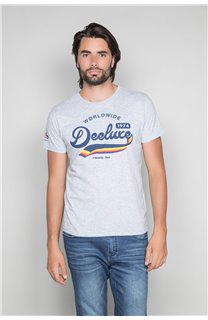 T-shirt TAKI Man W191102 (47169) - DEELUXE-SHOP