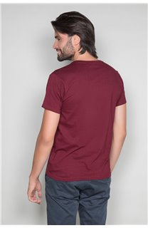 T-shirt TAKI Man W191102 (47175) - DEELUXE-SHOP