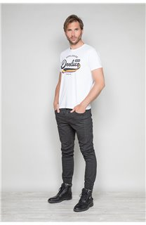 T-shirt TAKI Man W191102 (47178) - DEELUXE-SHOP