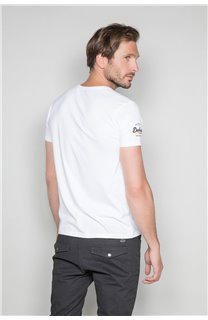 T-shirt TAKI Man W191102 (47180) - DEELUXE-SHOP