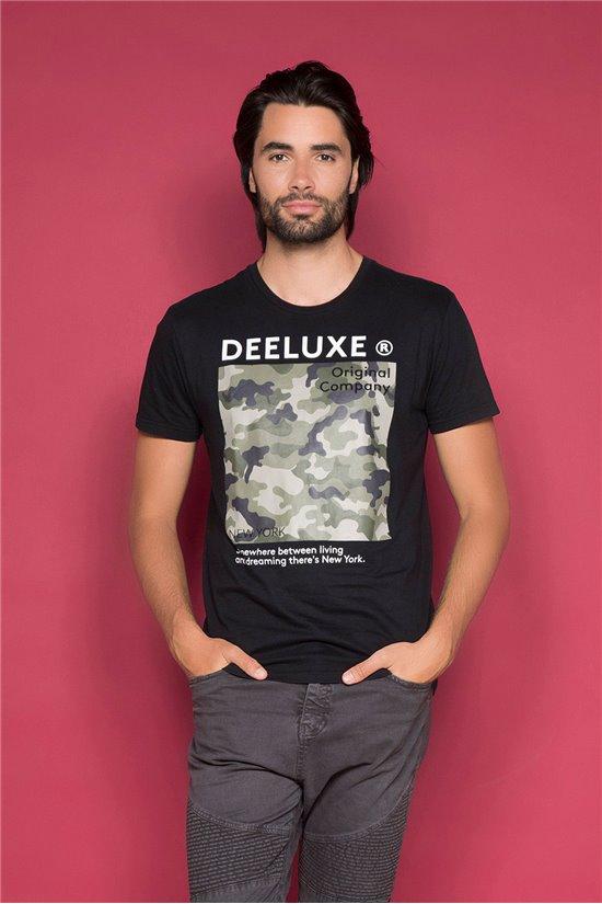 T-shirt TIBERLY Man W19174 (47182) - DEELUXE-SHOP