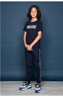 T-shirt ALEC Boy W191104B (47228) - DEELUXE-SHOP