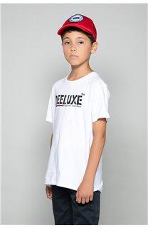 T-shirt ALEC Boy W191104B (47232) - DEELUXE-SHOP