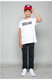 T-shirt ALEC Boy W191104B (47233) - DEELUXE-SHOP