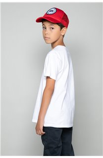 T-shirt ALEC Boy W191104B (47235) - DEELUXE-SHOP