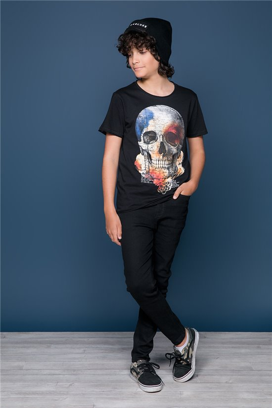 T-shirt JACKY Boy W19152B (47262) - DEELUXE-SHOP