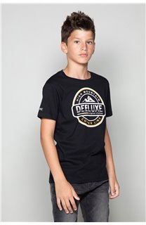 T-shirt MATTI Boy W191103B (47272) - DEELUXE-SHOP