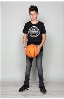 T-shirt MATTI Boy W191103B (47273) - DEELUXE-SHOP
