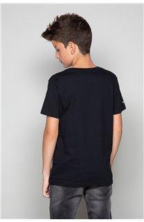 T-shirt MATTI Boy W191103B (47275) - DEELUXE-SHOP