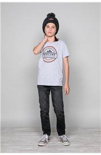 T-shirt MATTI Boy W191103B (47278) - DEELUXE-SHOP