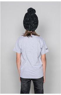 T-shirt MATTI Boy W191103B (47280) - DEELUXE-SHOP