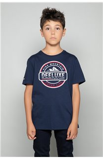 T-shirt MATTI Boy W191103B (47284) - DEELUXE-SHOP
