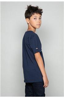 T-shirt MATTI Boy W191103B (47285) - DEELUXE-SHOP