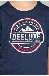 T-shirt MATTI Boy W191103B (47286) - DEELUXE-SHOP