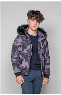Parka SHARK Boy W19650B (47342) - DEELUXE-SHOP