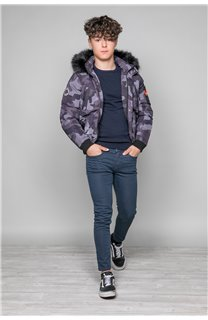 Parka SHARK Boy W19650B (47343) - DEELUXE-SHOP
