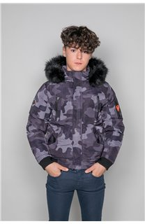 Parka SHARK Boy W19650B (47344) - DEELUXE-SHOP