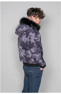 Parka SHARK Boy W19650B (47345) - DEELUXE-SHOP