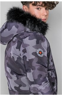 Parka SHARK Boy W19650B (47346) - DEELUXE-SHOP