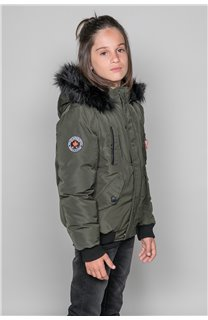 Parka SHARK Boy W19650B (47347) - DEELUXE-SHOP