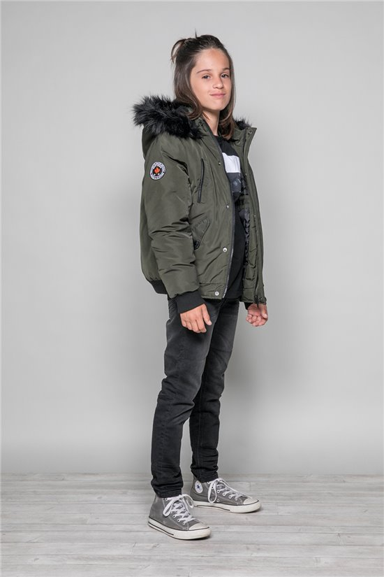 Parka PARKA SHARK Boy W19650B (47347) - DEELUXE-SHOP