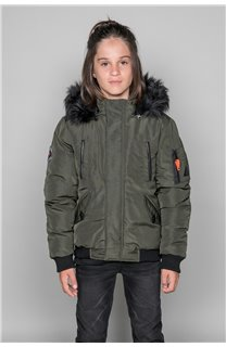 Parka SHARK Boy W19650B (47349) - DEELUXE-SHOP
