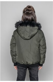 Parka SHARK Boy W19650B (47350) - DEELUXE-SHOP