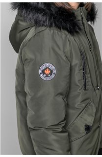 Parka SHARK Boy W19650B (47351) - DEELUXE-SHOP