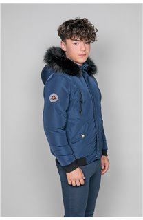 Parka SHARK Boy W19650B (47352) - DEELUXE-SHOP