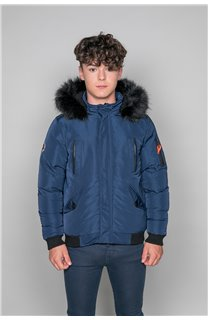 Parka SHARK Boy W19650B (47354) - DEELUXE-SHOP