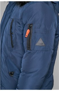 Parka SHARK Boy W19650B (47356) - DEELUXE-SHOP