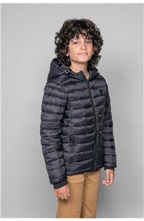Puffy Jacket SUNSHINE Boy W19644B (47367) - DEELUXE-SHOP