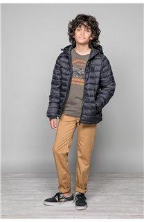 Puffy Jacket SUNSHINE Boy W19644B (47368) - DEELUXE-SHOP
