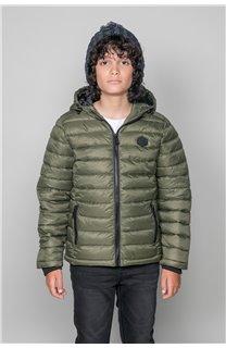 Puffy Jacket SUNSHINE Boy W19644B (47374) - DEELUXE-SHOP