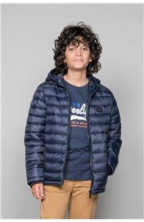 Puffy Jacket SUNSHINE Boy W19644B (47382) - DEELUXE-SHOP