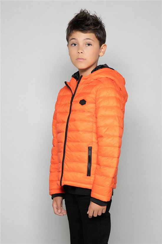 Puffy Jacket SUNSHINE Boy W19644B (47387) - DEELUXE-SHOP