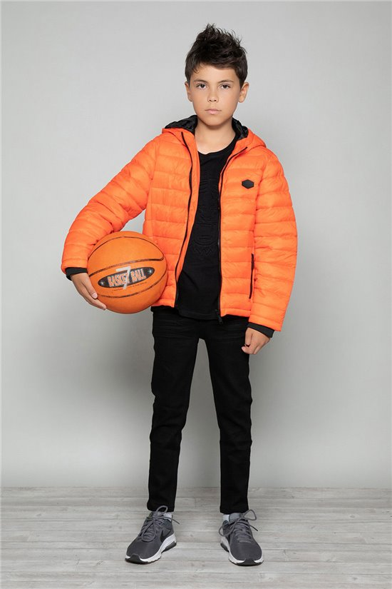 Puffy Jacket Puffy Jacket SUNSHINE Boy W19644B (47387) - DEELUXE-SHOP