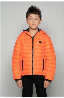 Puffy Jacket SUNSHINE Boy W19644B (47389) - DEELUXE-SHOP