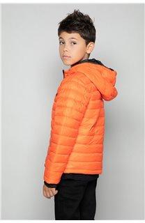Puffy Jacket SUNSHINE Boy W19644B (47390) - DEELUXE-SHOP